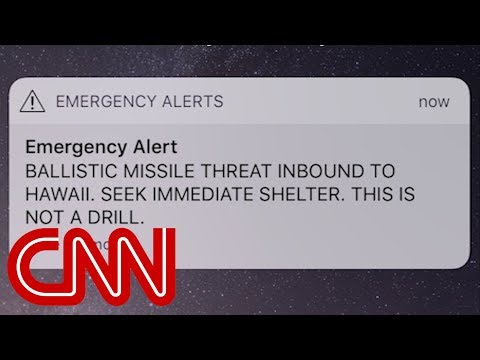 Download Video Hawaii Gets False Missile Strike Alert