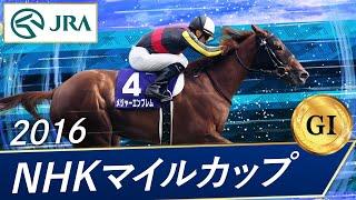 2016年NHKマイルカップ