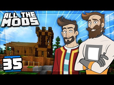 Minecraft All The Mods #36 - Rival Smelter (видео)