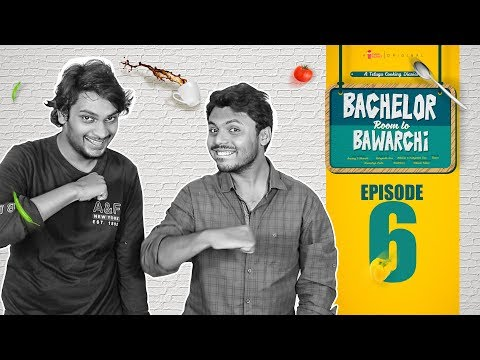 Schezwan Chicken Fried Rice | Bachelor Room lo Bawarchi - Cooking Diary 6