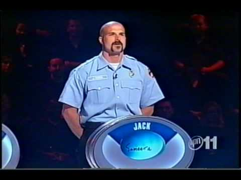 Fireman makes host look like the weakest link