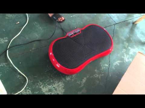 Slimline Vibration Plate,Crazy Fit Massage,Plataforma Vibratorias,whole body vibration