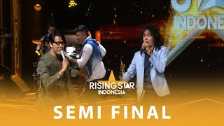 Video Gempar Armand Ajak Duet Zerosix Park | Semi Final |  Rising Star Indonesia 2016 MP3, 3GP, MP4, WEBM, AVI, FLV Maret 2018