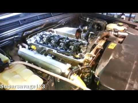 Land-rover injector repair