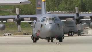 Alaska's Air National Guard's 176th Deployment