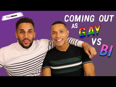 The Bi Life: Michael and Ryan's coming out stories