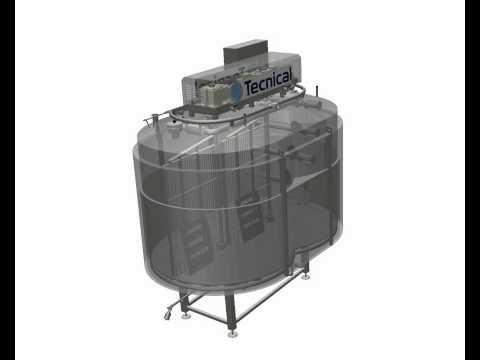 Vasche cilindriche doppio zero