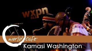 "Download Lagu Kamasi Washington - ""Leroy and Lanisha"" (Recorded Live for World Cafe) Mp3"