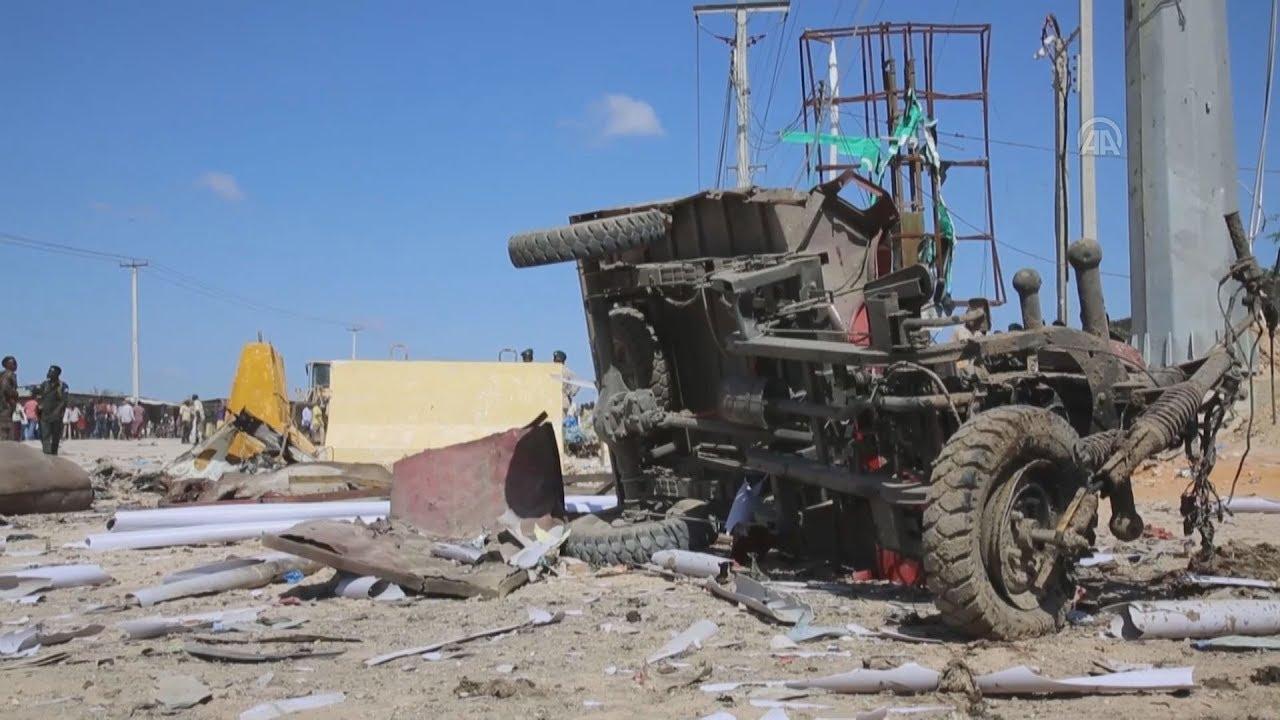 Σομαλία: Στους 73 οι νεκροί από έκρηξη παγιδευμένου αυτοκινήτου