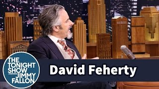 David Feherty gifts Jimmy a talking golf club cover and chats about a drunken night out that cost him $600, a ferry and two countries to recover from. Subscribe ...
