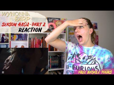 "Wynonna Earp Season 4 Episode 2 ""Friends in Low Places"" REACTION Part 2"