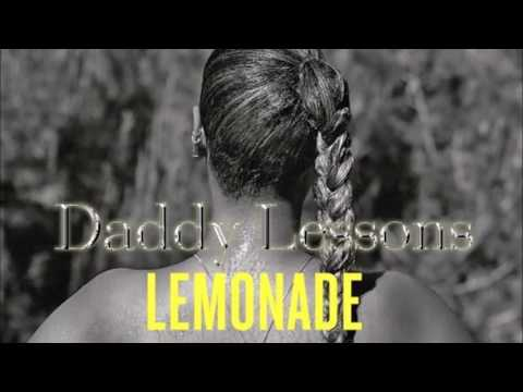 Daddy Lessons - Beyoncé - Lemonade