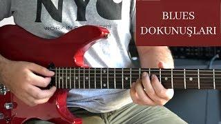 Blues Gitar Dersi / Kolay Egzersiz, İpuçları - Skype Derslerim  Buğra Şişman