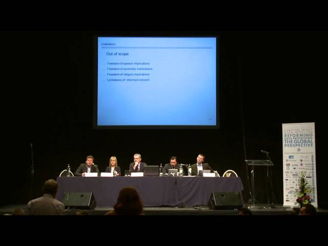 CPDP2014: Privacy And Online Behavioural Advertising: How To Comply?