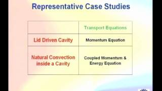 Mod-01 Lec-40 What Is There In Implementing A CFD Code