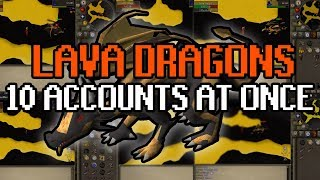 Video Lava Dragons on 10 OSRS ACCOUNTS AT ONCE (would not recommend) MP3, 3GP, MP4, WEBM, AVI, FLV September 2019