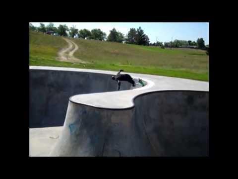 Westminster Skate Park Walkthrough Colorado