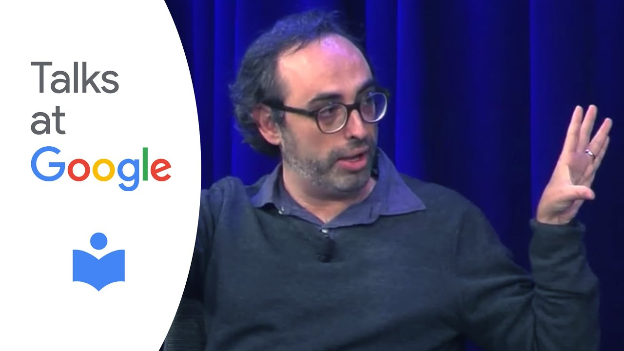Authors@Google: Gary Shteyngart