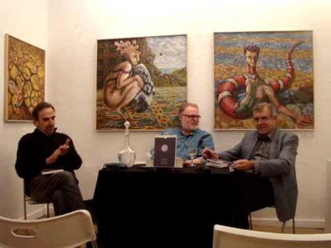 Mario Pérez Antolín presenta su libro Oscura lucidez en el Centro de Arte Moderno