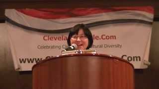 Margaret Wong keynote event