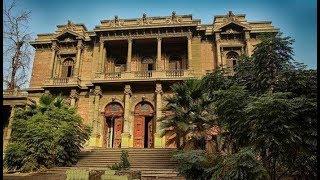 حكاية القصر المسكون في وسط البلد
