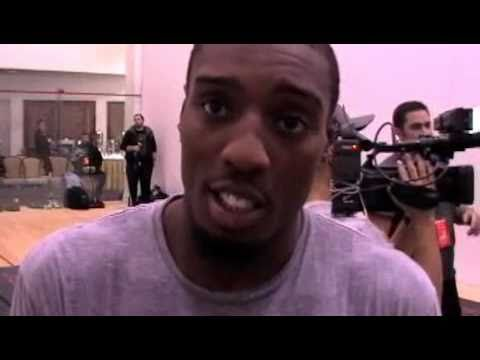 Phil Davis Talks UFC 123 Bout with Tim Boetsch