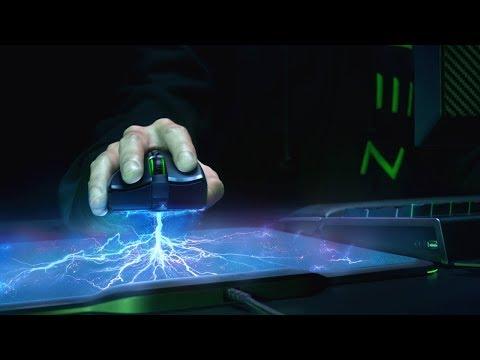 Razer Mamba et Firefly HyperFlux - Spot de présentation de