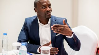 """Akon Breaks Down His """"Akon Lighting Africa"""" Project Once & For All"""
