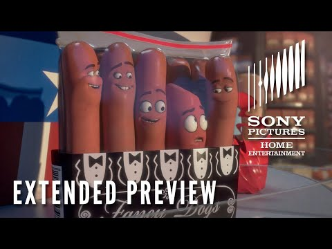 SAUSAGE PARTY – FIRST 10 MINUTES OF THE MOVIE! - On Digital Now!