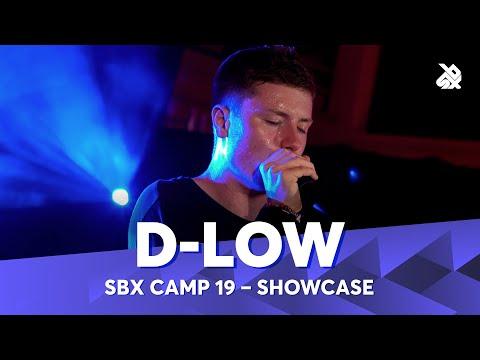 D-LOW | SBX Camp Showcase 2019