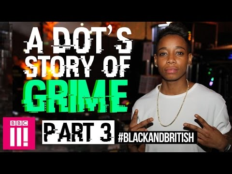 A.DOT'S STORY OF GRIME: COMMITMENT CLASH @bbcthree @AmplifyDot