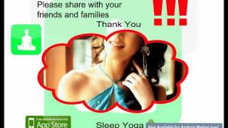 Sleep Yoga 1 YouTube video