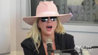 Lady Gaga - Perfect Illusion Acoustic - Live at On Air with Ryan Seacrest