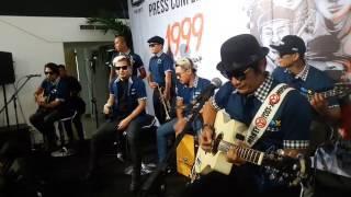 Download Lagu Tipe-X  Mawar Hitam  Live acoustik Mp3