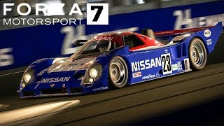 7. FORZA 7 - Nissan R91CP REVIEW