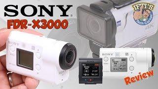Video Sony FDR-X3000v 4K Action Camera - Best Action Cam EVER? : REVIEW & SAMPLE CLIPS! MP3, 3GP, MP4, WEBM, AVI, FLV Juli 2018
