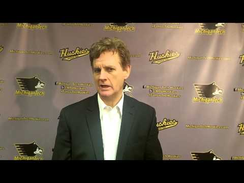 Coach Pearson Postgame Interview vs. UAH, 2-8-14