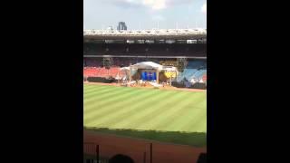 GKN Senayan Nidji biarlah 2013
