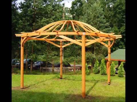 comment construire un kiosque en bois
