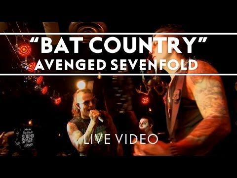 Avenged Sevenfold - Bat Country [KROQ Fright Night Live]