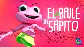 El Baile del Sapito  Las Canciones Dela Granja  Canciones infantiles dela granja