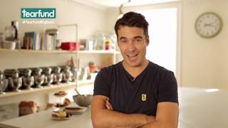 Tom Herbert: If I could bake for anyone...