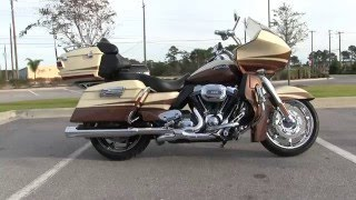 8. 2011 Harley Davidson CVO Road Glide Ultra for sale in Pensacola