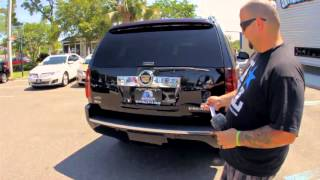 Autoline's2009 Cadillac Escalade Walk Around Review Test Drive
