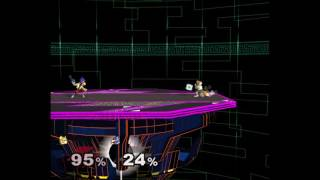How to Practice Power Shielding Falco's Lasers