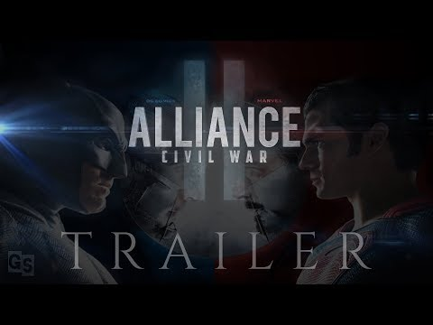 DC Marvel Alliance II: Civil War   Fan-Made Trailer