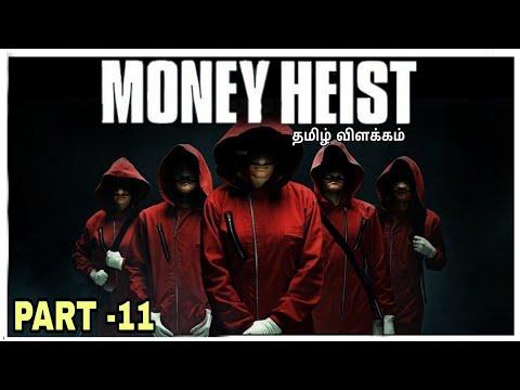 Money Heist | Season-3 | Episode-3 And 4 | Explained in Tamil | Film roll | தமிழ் விளக்கம்