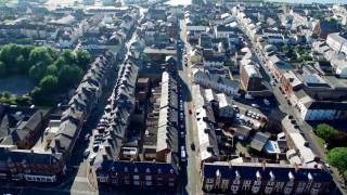 Maryport United Kingdom  city photos : David Amphlett a drones view the town of Maryport Cumbria uk.