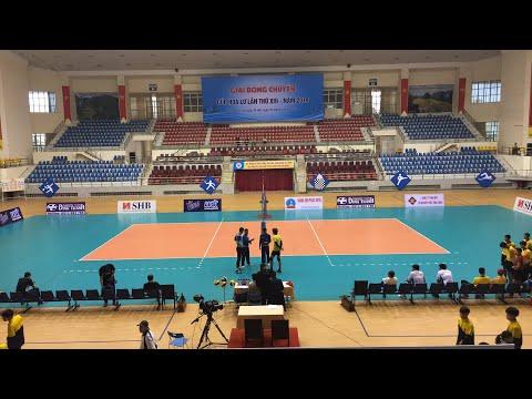 Full: Hà Tĩnh - Thể Công | Bảng A - Giải bóng chuyền cúp Hoa Lư 2019 | On Sports - Thời lượng: 2 giờ, 2 phút.