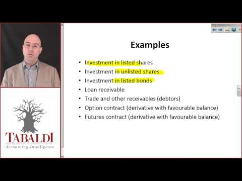 FAC2601-LU8 -Introduction to Financial Instruments
